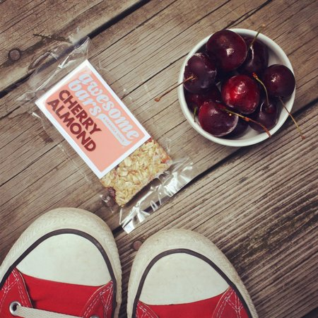 Awesome Bars Snack Bar - Cherry Almond