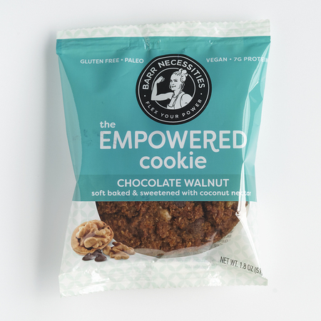 Barr Necessities The Empowered Cookie - Chocolate Walnut