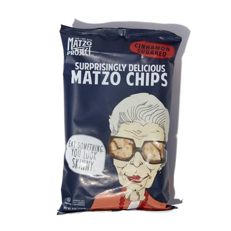 The Matzo Project Large Cinnamon Sugared Matzo Chips