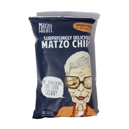 The Matzo Project Large Everything Matzo Chips