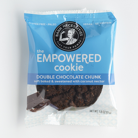 Barr Necessities The Empowered Cookie - Double Chocolate Chunk